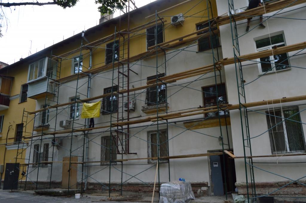 Капитальный ремонт фасада многоквартирных домов что входит
